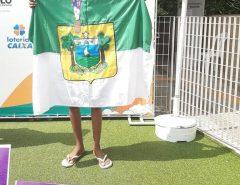 Atletas da Vila Olímpica de Macaíba conquistaram medalhas nas Paralímpiadas disputadas em São Paulo
