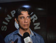 """""""Nada vai funcionar"""" diz presidente do Sindicato dos Policiais Civis do RN"""