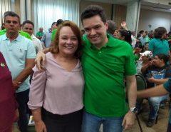 Marília Dias participa de encontro estadual do MDB