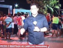 Homicídio é registrado no bairro Campo das Mangueiras, em Macaíba