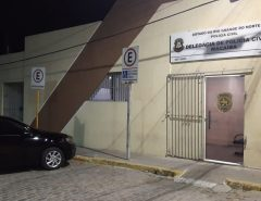 """Polícia Civil deflagra 3ª fase da operação """"Espectros"""" e prende três pessoas em Macaíba"""