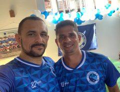 Jovem Franquelino Dodo de Oliveira se filia ao Cidadania e assume pré-candidatura