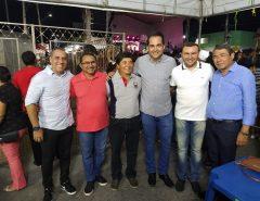 Emídio Jr. prestigia festa de emancipação política de Monte Alegre