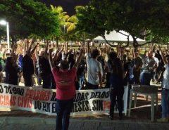 Policiais civis do RN decidem paralisar as atividades novamente, agora a partir desta sexta