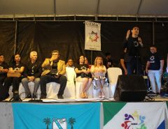[FOTOS] 3ª Cruzada da Comunhão é realizada em Macaíba