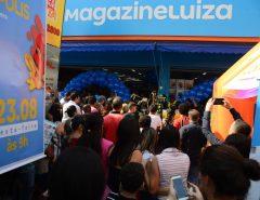 Magazine Luiza abre 78 vagas de emprego em Caicó, João Câmara, Macaíba, Mossoró, Natal e Parnamirim