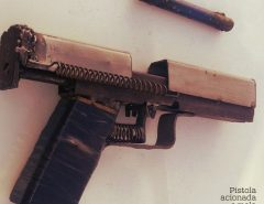 Polícia e Justiça articulam investida contra armas artesanais