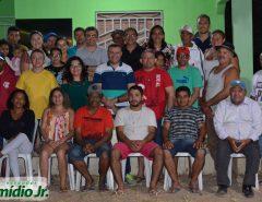 Emídio Jr. realiza reunião do Gabinete Itinerante na comunidade de Lamarão