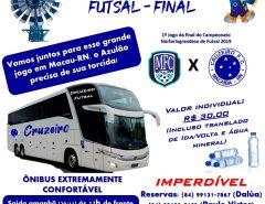 Excursão da Equipe Cruzeiro Futsal (Final)