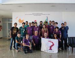 Estudantes da UFCG visitam instituto de Neurociências em Macaíba