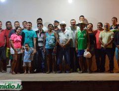 Emídio Jr. realiza reunião do Gabinete Itinerante no Ferreiro Torto