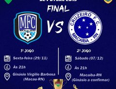 Final do Estadual de Futsal