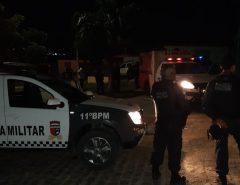 Homem é morto a tiro enquanto lanchava em Macaíba