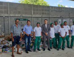 Com mais 4 adesões, programa Lixo Negociado atinge metade dos municípios do RN