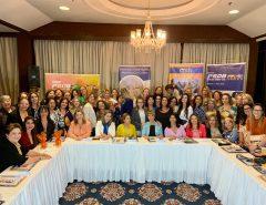 Delegação do PSDB-Mulher Potiguar participa em Brasília de estratégia para eleger mais mulheres em 2020