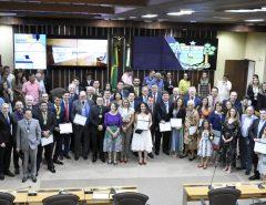 Nomes de destaque no RN recebem maior honraria da Assembleia Legislativa