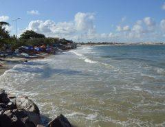 Praias de Natal e região Metropolitana estão próprias para banho no fim de semana