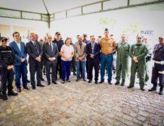 Governo entrega 16 veículos e equipamentos para polícias Militar e Civil, Bombeiros e Itep