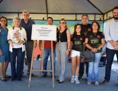 Prefeitura de Macaíba reinaugura ginásio Davi Florentino