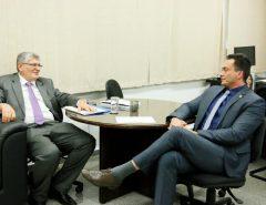 Prefeitura de Macaíba recebe emenda parlamentar destinada pelo senador Styvenson Valentim