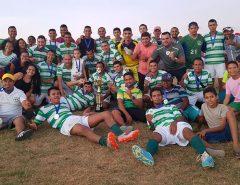 Bandeirantes da Rua Olímpio Maciel conquista o Campeonato Municipal de Futebol