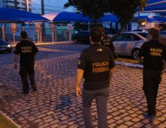 Operação da PF combate tráfico internacional de entorpecentes