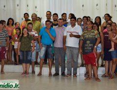 Emídio Jr. realiza reunião do Gabinete Itinerante no Vilar de Cima