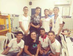 Xadrez nos Jogos da Escola Estadual Dr. Severiano