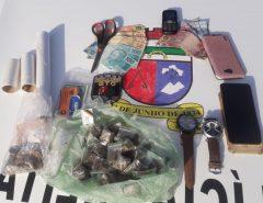 Lei e Ordem: Operação conjunta do MPRN e PM prende 2 pessoas em Angicos
