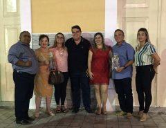 Gerson Lima e vereadores prestigiam Festa de Nossa Senhora da Conceição