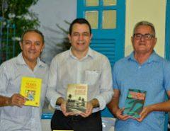 Academia Macaibense de Letras lança livro e inaugura loja