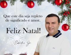 Mensagem de Natal do Vereador Emídio Jr.