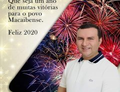 Mensagem de fim de ano do vereador Emídio Júnior