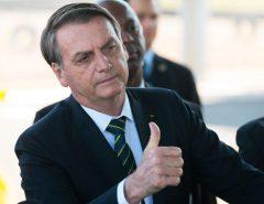 Após biópsia, Bolsonaro diz não estar com câncer de pele