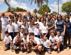 Informe Publicitário: Na Marinha, prefeito prestigia formatura do PROFESP; Macaíba tem 135 alunos