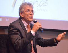 Ex-governador da Paraíba, Ricardo Coutinho é preso em aeroporto no RN