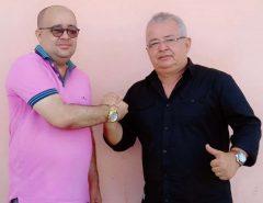 Partido Democracia Cristã anuncia apoio à pré-candidatura do Dr. Normando Feitosa