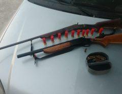 Homens são presos com armas, munições e veículos adulterados em Macaíba