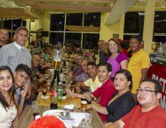 Marília Dias reúne lideranças e pré-candidatos em confraternização de final de ano