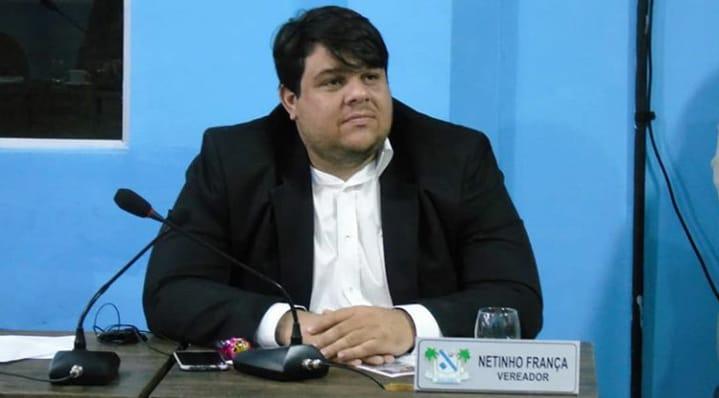 Vereador Netinho França oficializa pré-candidatura a prefeito de Macaíba | Macaíba no Ar