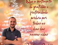 Mensagem de Natal do vereador Denilson Gadelha