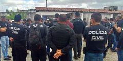 Polícia Civil deflagra operação para fiscalização de sucatas na Grande Natal