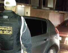 LEI SECA: 36 motoristas se recusam a fazer teste do bafômetro, em Natal, mas são autuados