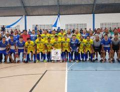 Cruzeiro é Tricampeão Estadual de Futsal