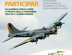 Deputado promove audiência para apresentar projeto do Trampolim da Vitória