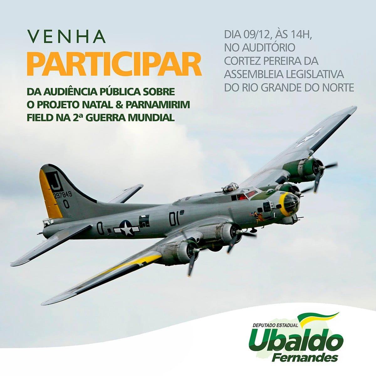 Resultado de imagem para Ubaldo Fernandes promove audiência para  apresentar projeto do Trampolim da Vitória