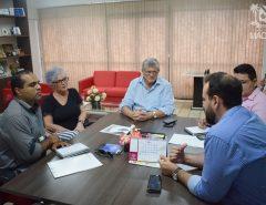 Prefeitura e IFRN de São Gonçalo do Amarante discutem parceria