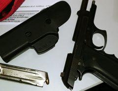 Polícia Militar apreende arma de fogo em Nova Parnamirim