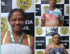"""Polícia Civil de Macaíba deflagra 8ª fase da Operação """"Espectros"""", prende três pessoas e apreende um homem"""