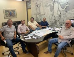 Vereadores buscam soluções para recuperação da RN-160 e transporte público